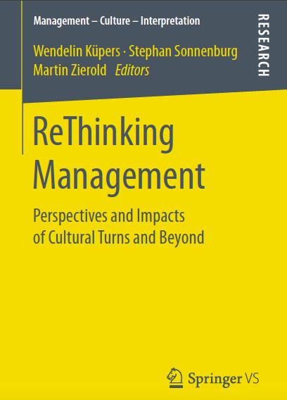 Re-Thinking Management, Springer 2017