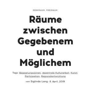 Blogbeitrag Zeitz 2019